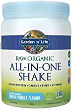 Garden of Life Raw All-in-One Shake French Vanilla Flavour 484g Estimated Price : £ 39,99