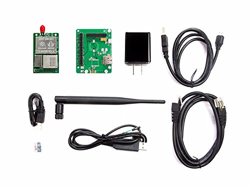 LoRa/LoRaWAN Gateway - 915MHz for Raspberry Pi 3,This kit provides a gateway & local server that allows you to collect and transfer data among all your LoRa nodes,contain Gateway module RHF0M301 – 915
