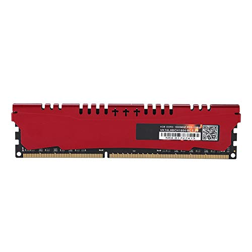 Desktopgeheugenmodule 4 GB DDR3 1600 MHz 240Pin RAM-uitbreiding, plug-and-play