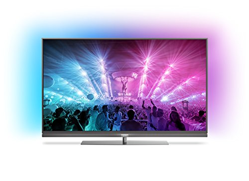 Philips 55PUS7181 139 cm (55 Zoll) Fernseher (Ambilight, 4K Ultra HD, Triple Tuner, Android TV)