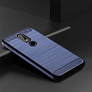 جراب من الألياف الكربونية - جراب هاتف ناعم من الألياف الكربونية لهاتف 7.1 Plus 9 PureView 3.1 5 7 2 فولت غطاء خلفي Coque F...