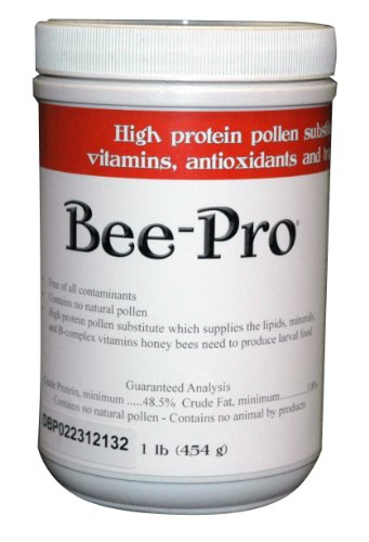 Mann Lake Bee-Pro Pollen Substitute