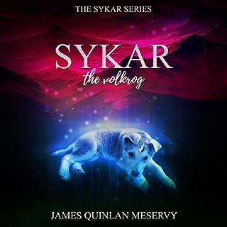Sykar the Volkrog (The Sykar Series) audiobook cover art