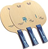 Butterfly Timo Boll ALC Table Tennis Blade - Arylate-Carbon Fiber Blade - Professional Butterfly Table Tennis Blade - Available in AN, FL, and ST handle styles - Made in Japan