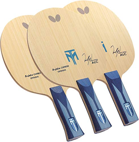 Butterfly Timo Boll ALC Table Tennis Blade - Arylate-Carbon Fiber...