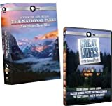 The National Parks: America's Best Idea & Great Lodges Of The National Parks Collection - Combo...