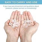 Charminer Dispositif Anti Ronflement Nez Snore Stopper Dilatateur Nasal Contre le Ronflement Anti-Ronflement pour les Hommes et les Femmes 8Pcs #3