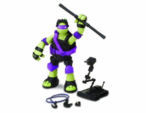 Teenage Mutant Ninja Turtles Stealth Tech Don Action Figure