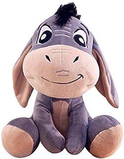 Cartoon grijze eeyore ezel dingen dier zacht pluche speelgoed pop verjaardag kinderen gril vriend giften eeyore gevulde sp...