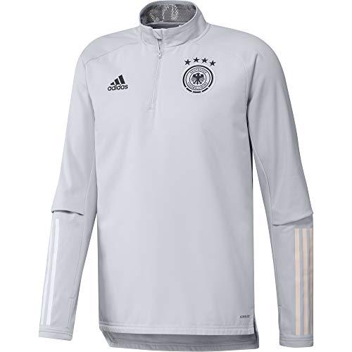 adidas Herren DFB Warm Top Sweatshirt, Clgrey, XL