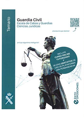 Temarioguardia civil escala de cabos y guardiascienciasjurídicas