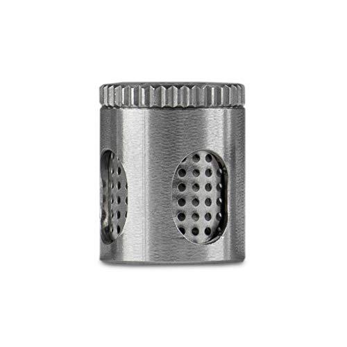 WOLKENKRAFT Steel Pod Kapsel für Kräuter ÄRiS/FX Mini/Fenix Pro Vaporizer *NIKOTINFREI*