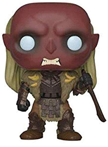 Vinyl Bobble-Head Pop The Lord of the Rings-Grishnakh 636 # Lord of the Rings car decoration