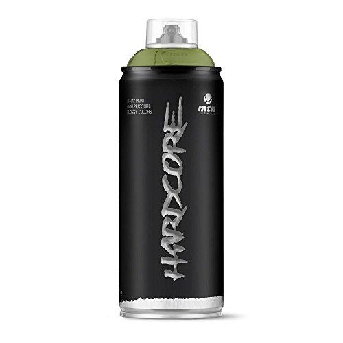 Pintura en spray MTN HC2 RV-250 Verde Rambo 400ml