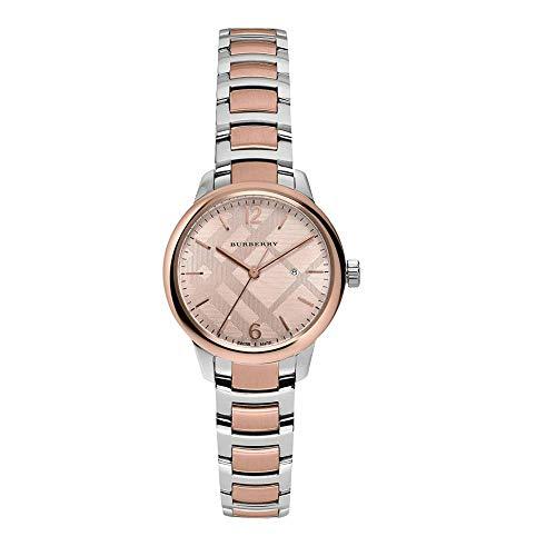 Burberry BU10117 Reloj de Pulsera para Mujer