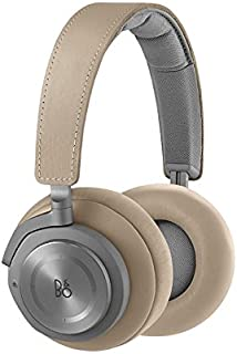 Bang & Olufsen Beoplay H9 Wireless Over-Ear Headphones, Bluetooth Advanced Active Noise Cancelling Headphones, Argilla Bright