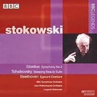 Sibelius: Symphony No. 2 / Tchaikovsky: Sleeping Beauty Ste / Beethoven: Egmont Overture (2003-05-20)