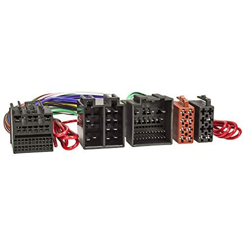 tomzz Audio 7315-008 T-Kabel ISO passend für Ford ab 2018 Fiesta Focus Transit mit SYNC 3 zur Einspeisung von Freisprecheinrichtung ISO Verstärker für THB Parrot Dabendorf i-sotec Match