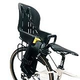 Asiento Trasero Infantil para Bicicleta. Sillón con Cinturón Ajustable para Niños o Niñas Ideal...