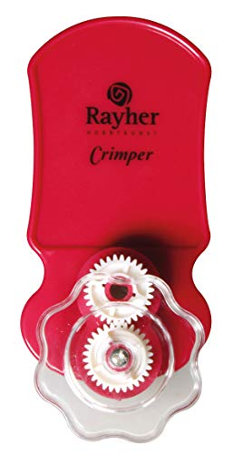 Rayher Quilling Crimper Outil pour gaufrer (onde)