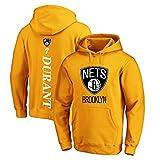 YUUY Herren Basketball Hoodie Kevin Durant # 7...