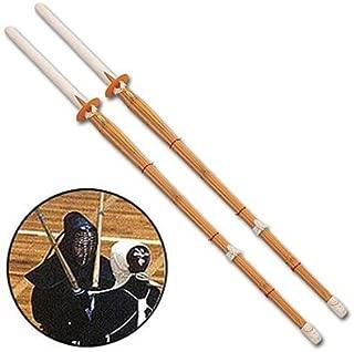Kendo Shinai Bamboo Practice Katana Set