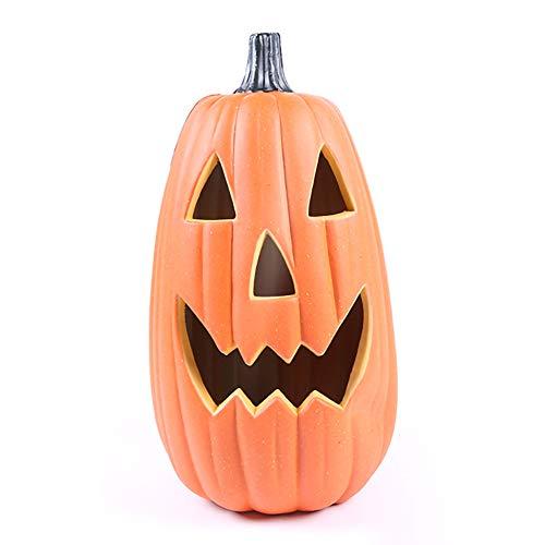 TYSYA lamp pompoen voor Halloween, grote verlichting van pompoen grappig, decoratie voor festival, horrorsfeer en accessoires