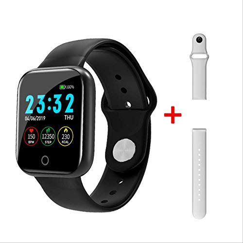 Single Touch Smart Watch Heren Dames Hartslag Bloeddruk Zuurstof Smartwatch Voor Apple Watch Android Ios
