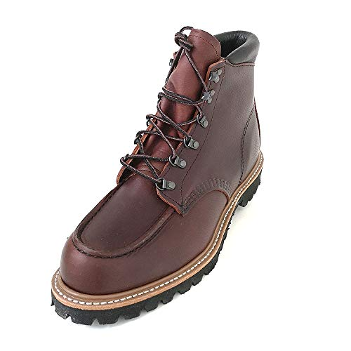 Red Wing 6-inch Sawmill Mens Classic Boots in Briar - 8 UK