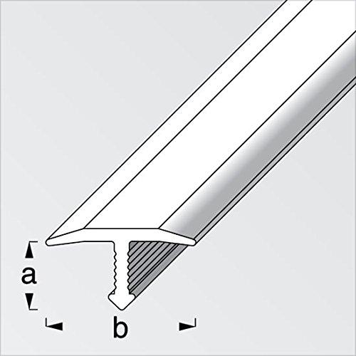 Alfer Fugenabdeck-Profil 6x14mm, 100cm (bronze)