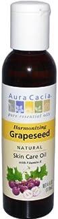 Grapeseed Oil -4 oz Brand: Aura Cacia