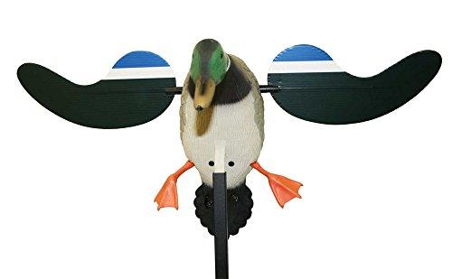 Mojo Baby Mojo Motorized Duck Decoy (Mallard Drake)