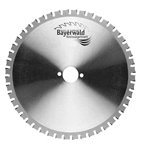 Bayerwald - HM Kreissägeblatt - 230 x 2.2/1.8 x 30 | Zahnform: FZF (54 Zähne) | Nebenlöcher: 2/7/42 | Zum Trennen von Profilmaterialien aus Stahl, ohne Kühlung