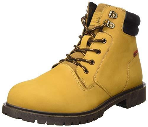 LEVIS FOOTWEAR AND ACCESORIAS Hodges 2.0 - Zapatillas para hombre, amarillo, 42