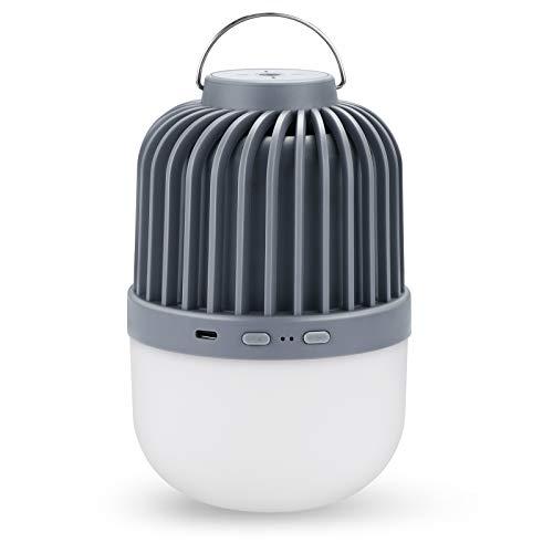 AVNICUD LED-Camping-Licht,LED Arbeitslampe mit Aufhängung,tragbare drahtlose Bluetooth-Lautsprecher-Camping-Licht, USB-Camping-Licht, Notfall-Licht,Home Nachtlicht,Elektrische Laternen
