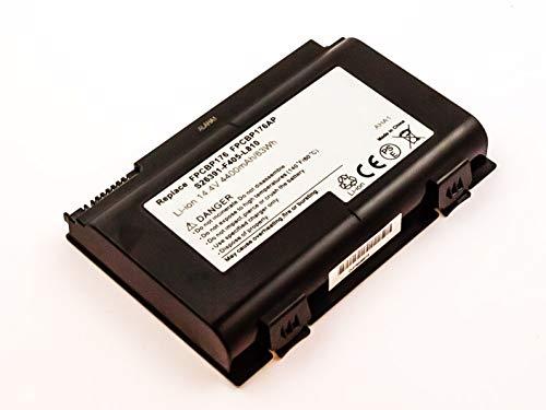 AGI Batería de repuesto compatible con Fujitsu-Siemens FPCBP176