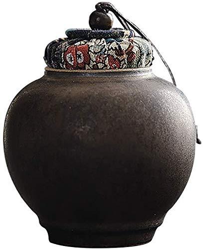 YACEKHDE Urnas Mini urnas de cremación para Mascotas Mini urna funeraria para Cenizas de Adultos y Mascotas, urnas conmemorativas humanas Medianas y Grandes. Mascotas Ataúd