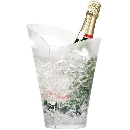 Tastevin Seau à Champagne plexi givré 1 Bouteille