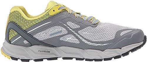 Columbia Damen Caldorado III Trailrunning-Schuh, Blau (Slate Grey, Dar 099), 39 EU
