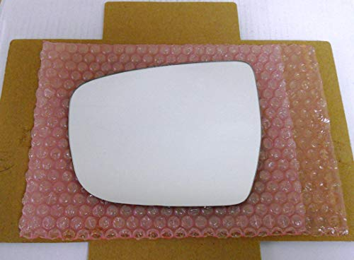 Heated Mirror Glass with Backing Plate for Nissan Murano Rogue Juke Pathfinder Driver Side View Left LH