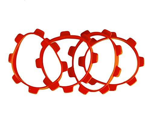 Serpent 1/8 elastieken om banden te plakken (4)