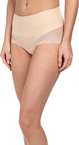 Spanx Damen SP0515-NUDE-M Taillenslip, Beige (Soft Nude 0), 38 (Tamaño del Fabricante: M)