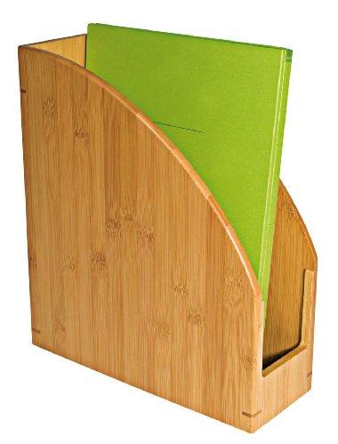 Wedo 611307 Stehsammler Bambus (A4) braun