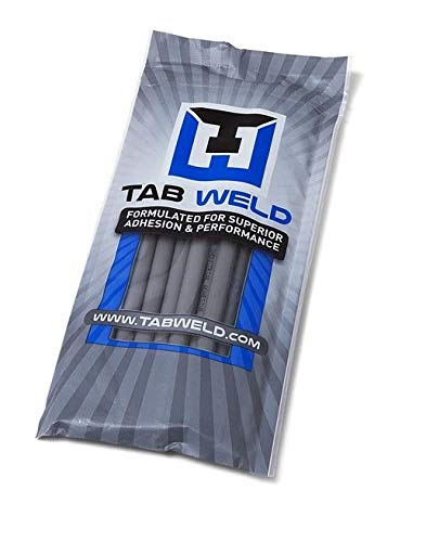 DentMagicTools.com TabWeld Hot melt PDR Glue 10 Sticks Tab Weld for Paintless Dent Repair
