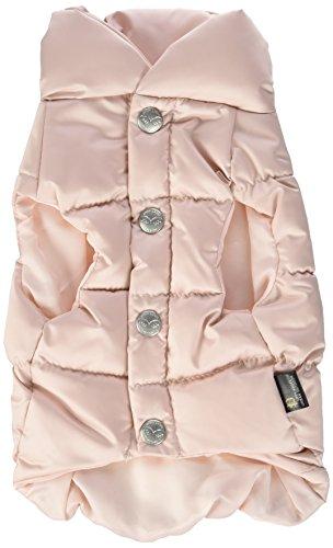 Puppy Angel Luxury Manteau pour Chien Rose Clair Taille S/M