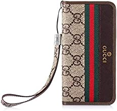 iPhone 11 Pro Max Wallet Case- Elegant Luxury Leather Flip Cover FILP Case Wristlet Strap Designed Compatible with iPhone 11 Pro Max