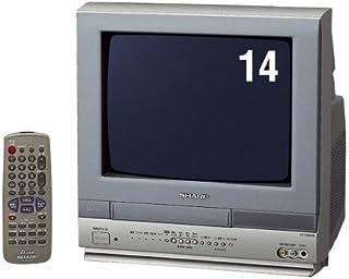 SHARP デュエット VT-14GH10 ビデオテレビ