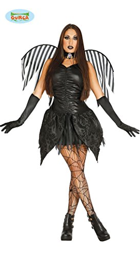 Disfraz de hada oscura angel negro