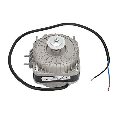 Motor de condensador de 33 W, motor de refrigeración de alta velocidad de 220 V, Motor de condensador de ventilador de aire acondicionado para refrigerador