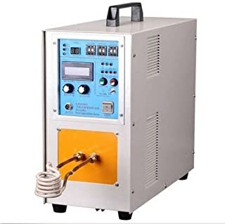 CGOLDENWALL 25KW High Frequency Induction Heater Furnace Heating Melting Furnace System 30-80KHz